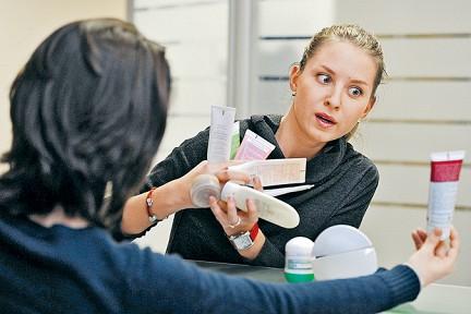 Роспотребнадзор советует курянкам судиться с косметологическим салоном