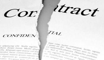 Как вернуть аванс при расторжении договора