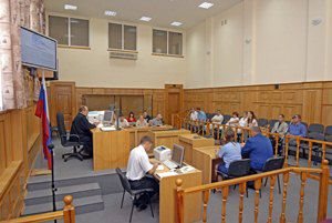 Составление протоколов судебного заседания