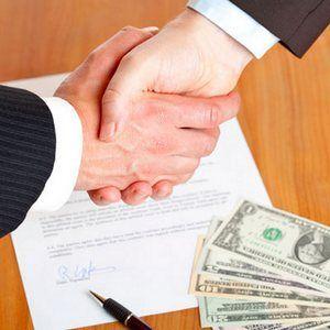 Составление денежной расписки необходимо при заключении договора займа.