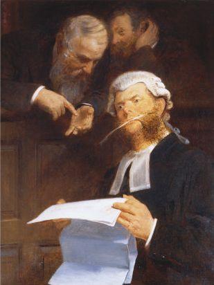 Адвокат может приобретать статус представителя