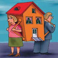 Как производится раздел имущества при разводе